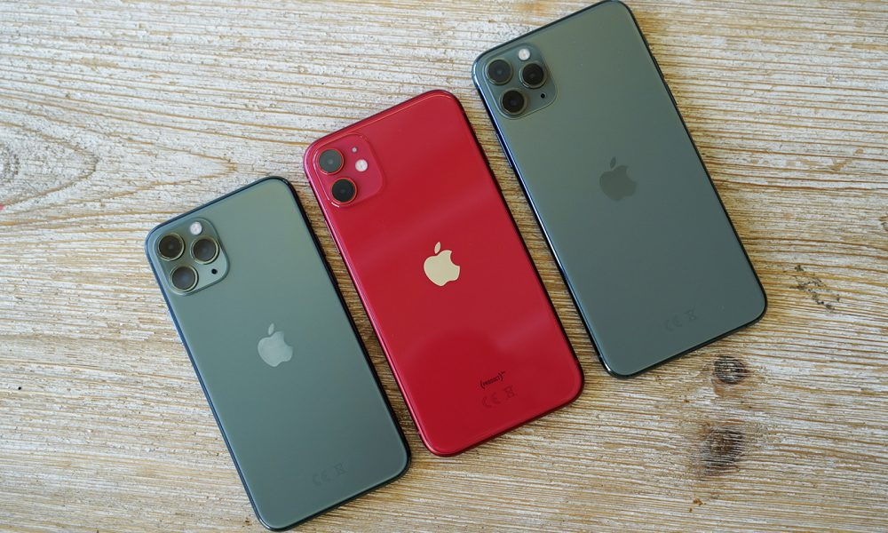 Guide d'achat iPhone 11, iPhone 11 Pro Max