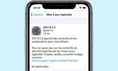iOS 13.1.3 et iPadOS 13.1.3 sont disponibles : avec une flopée de correctifs 2