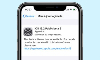La deuxième version bêta publique d'iOS et iPadOS 13.2 est disponible : Siri et vie privée, nouvelles émoticônes et autres changements 7
