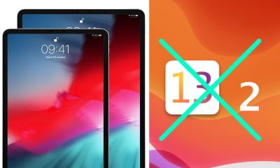 Problème iPadOS 13.2 sur iPad Pro
