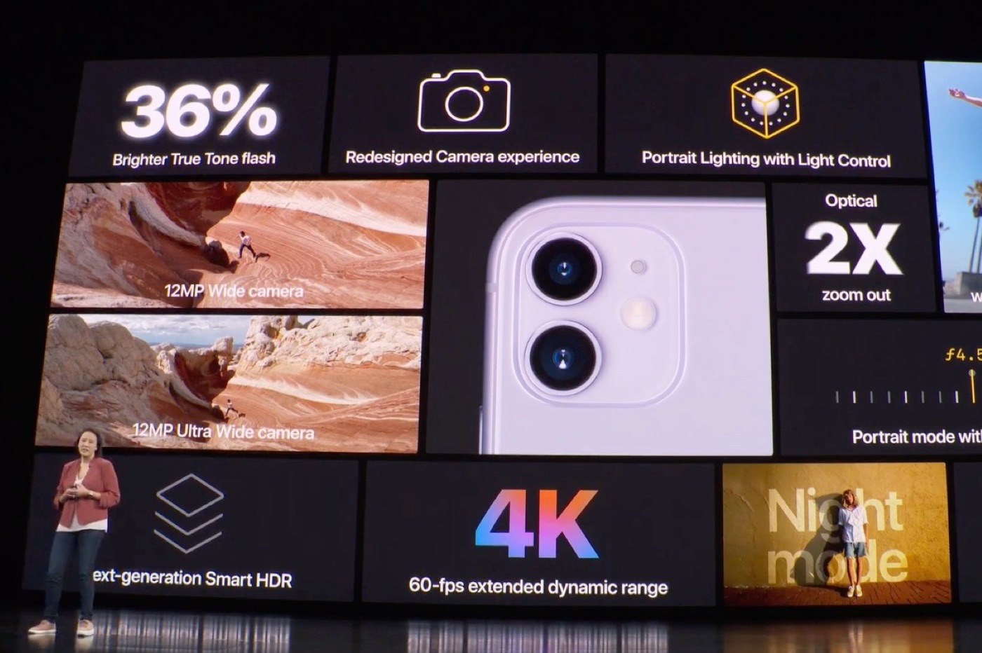 iPhone 11 Keynote