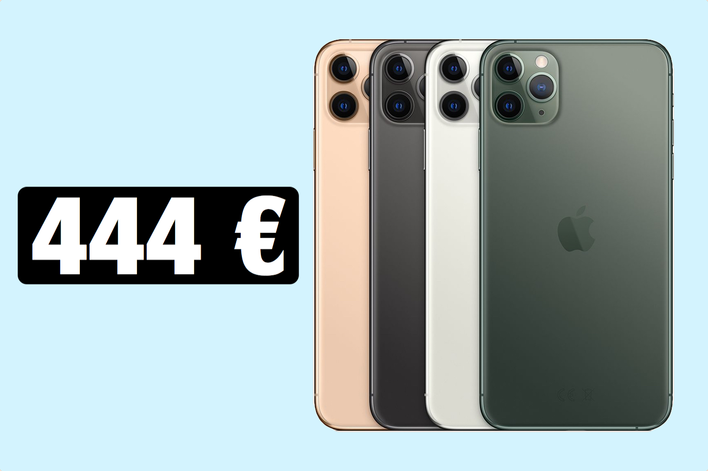 iPhone 11 Pro Max cout de fabrication