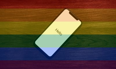 iPhone Apple gay