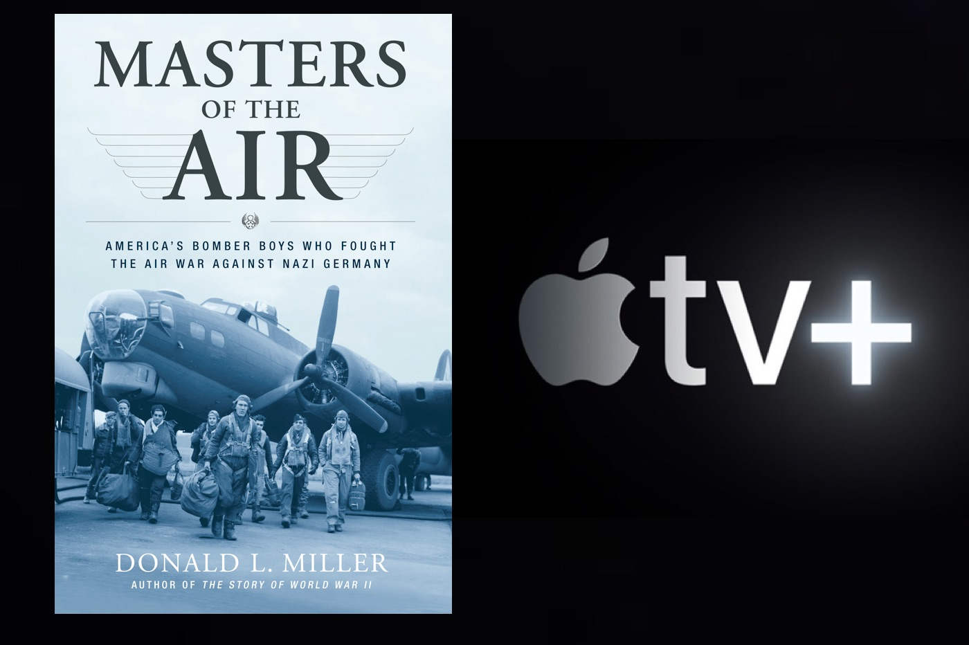 Masters of the Air sur Apple TV+