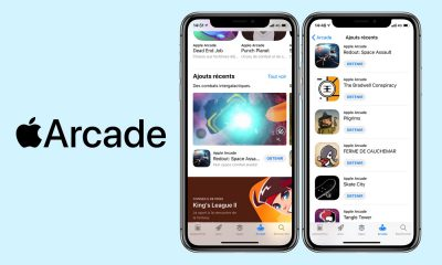 nouveaux jeux Apple Arcade