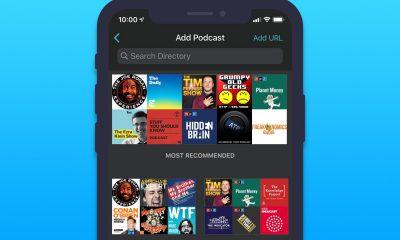 Overcast mode nuit iOS 13