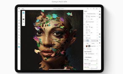 Photoshop CC pour iPad
