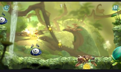 Rayman Mini sur Apple Arcade