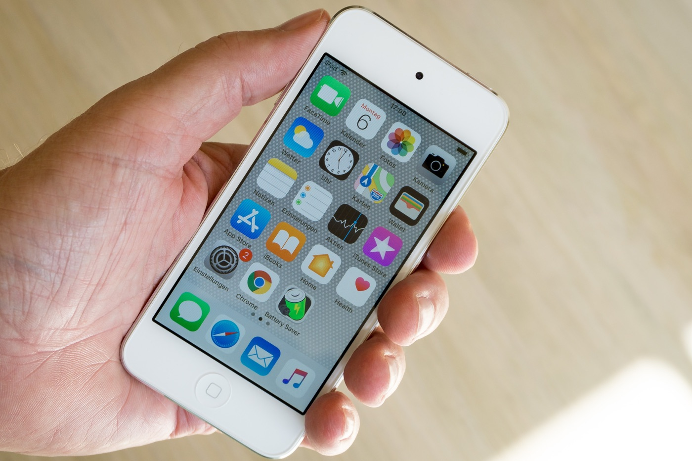 Vieil iPhone et bug GPS