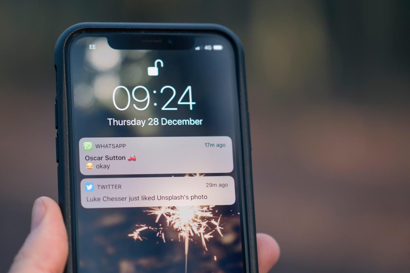 WhatsApp teste les messages éphémères