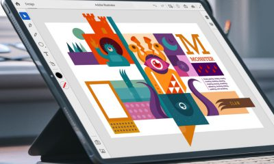 Adobe Illustrator sur iPad Pro