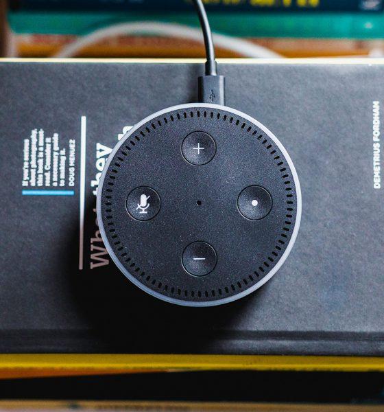 Amazon Echo attaque laser