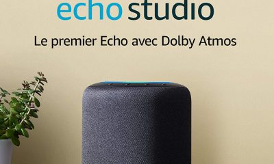 Haut-parleur Amazon Echo Studio
