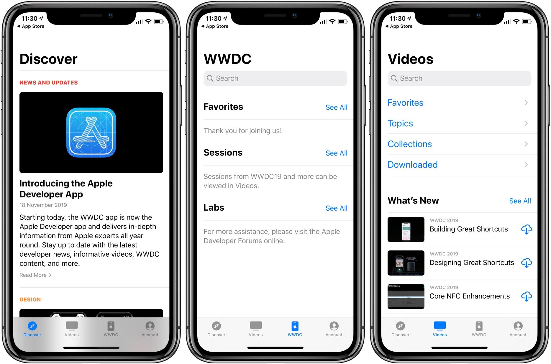 app Apple Developer