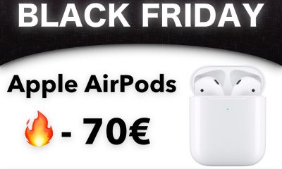 Black Friday : -70 € sur les AirPods d'Apple, il en reste encore ! 4