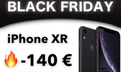 Black Friday Apple iPhone XR 64 Go