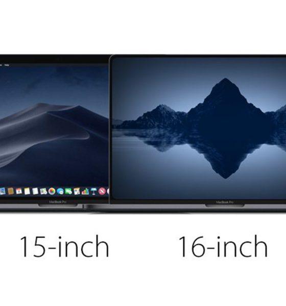 Apple MacBook Pro 16 pouces