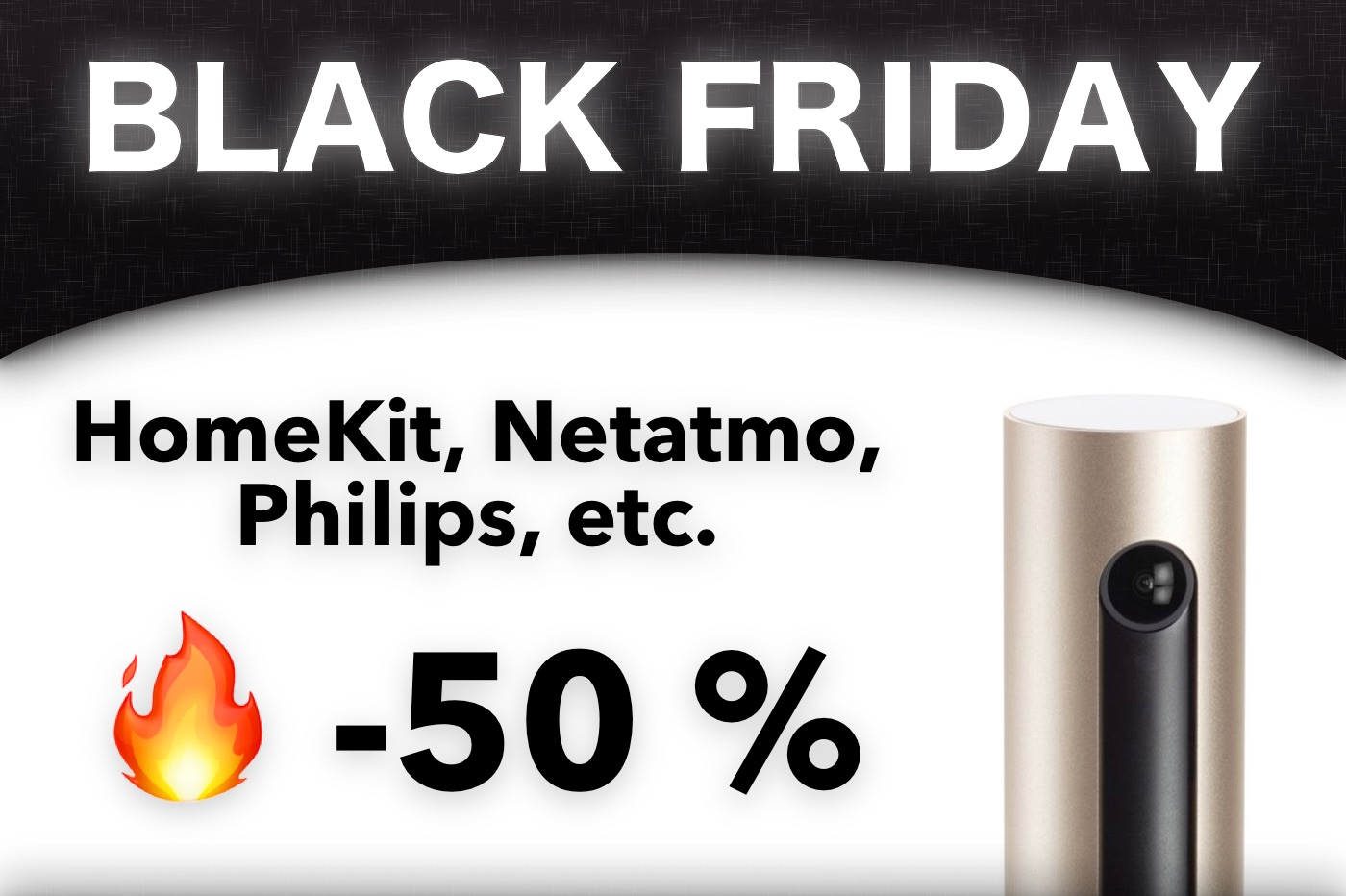 Black Friday HomeKit