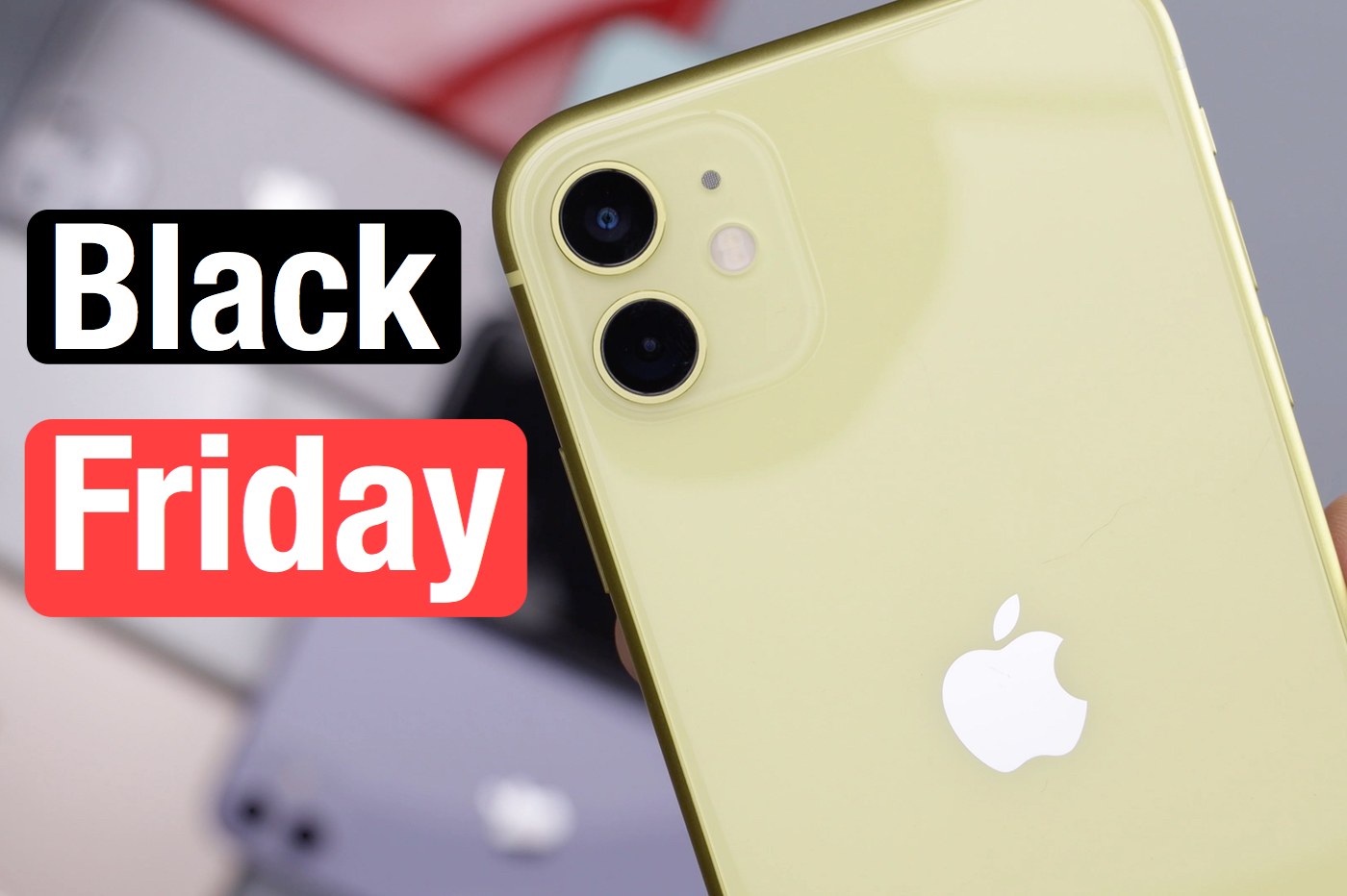 Black Friday iPhone