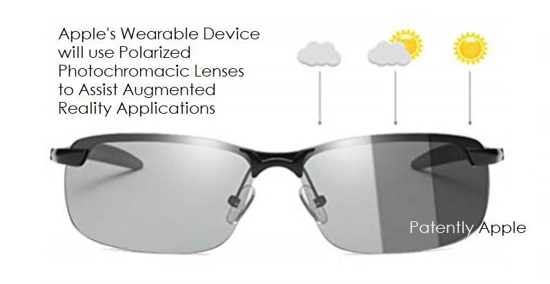 Brevet Apple lunettes réalité augmentée