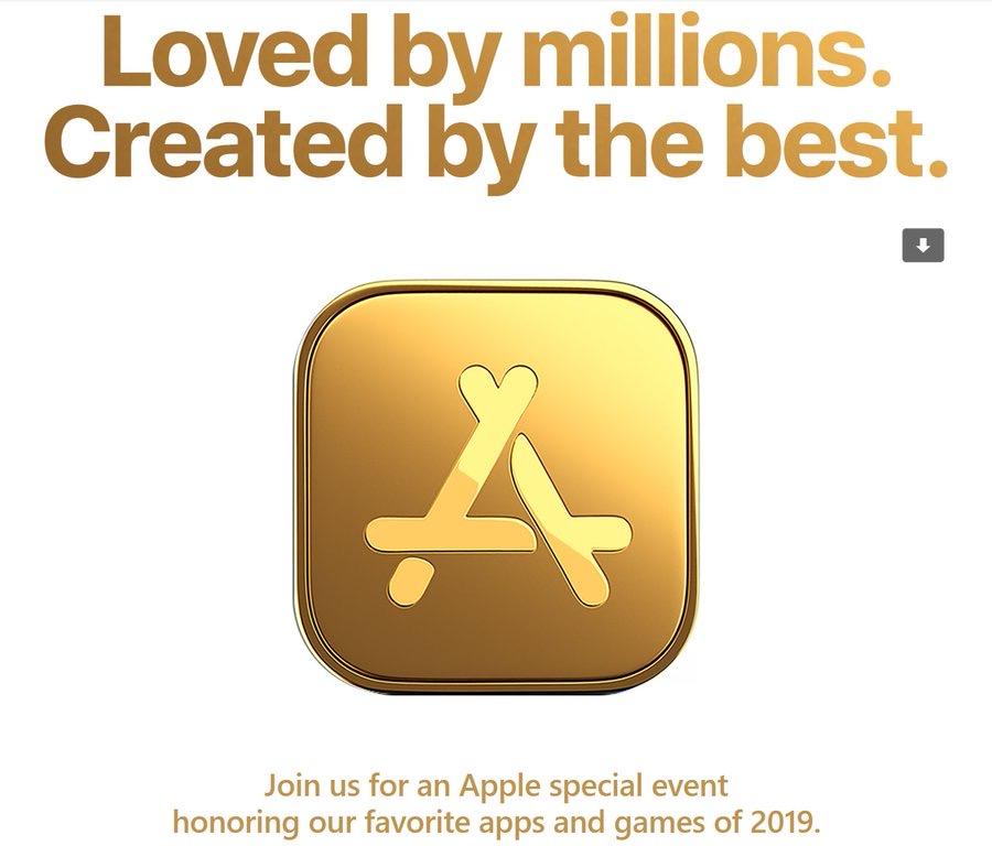 Surprise, surprise, un événement Apple le 2 décembre prochain! 1