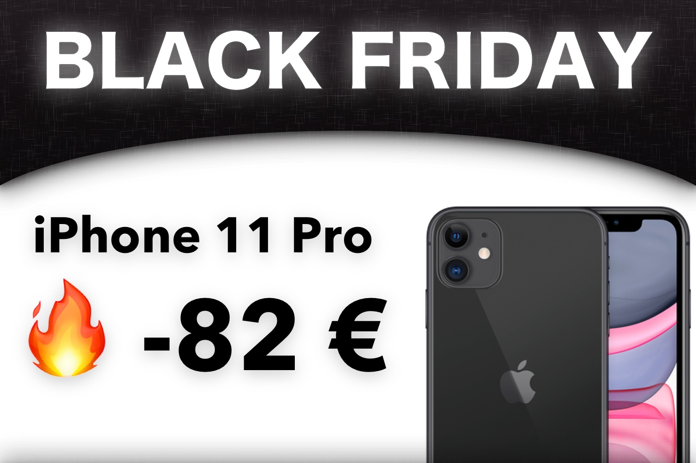 Black Friday Apple iPhone 11 Pro