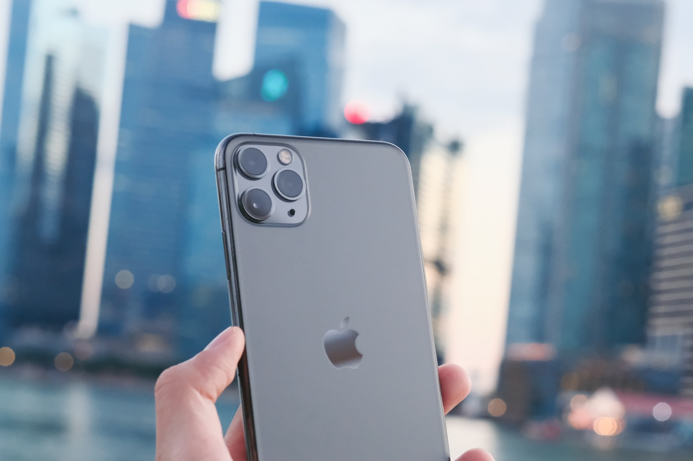 Dos iPhone 11 Pro Max