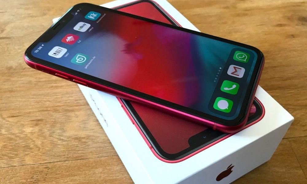 Présentation iPhone XR