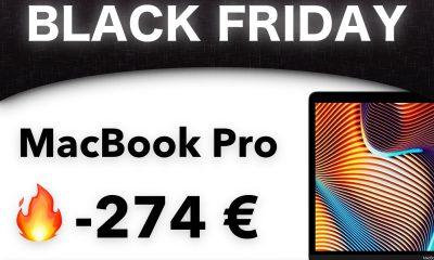 Black Friday Apple MacBook Pro 13 pouces