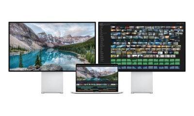Le MacBook Pro 16 pouces supporte deux écrans externes 6K 2