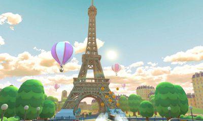 Adieu productivité : Mario Kart Tour débarque à Paris 4