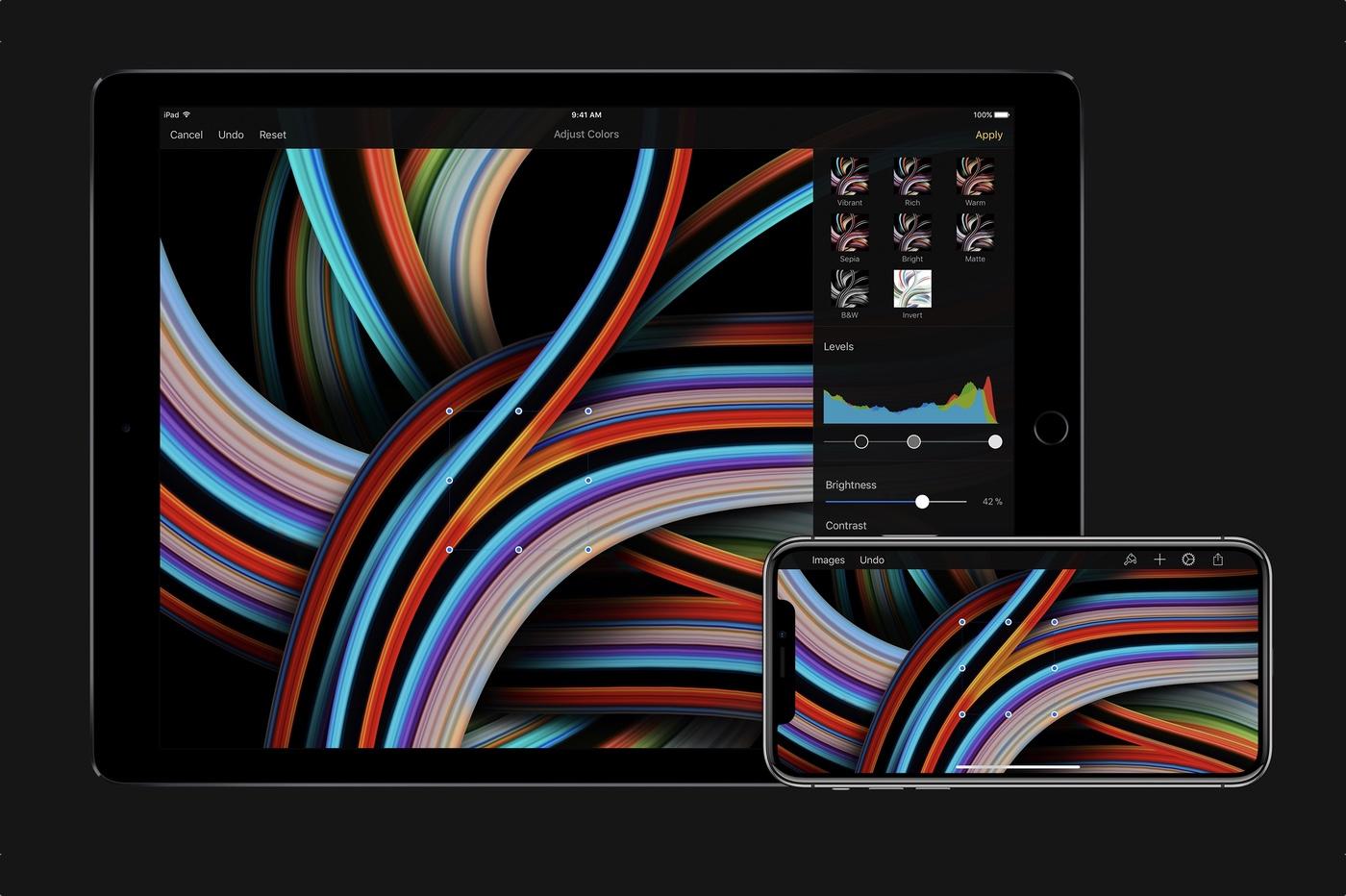 app iOS Pixelmator