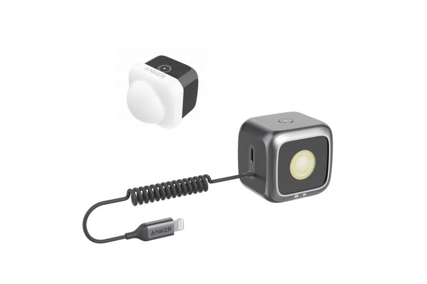 accessoire flash LED externe pour iPhone
