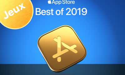 Apple best-of App Store 2019 jeux