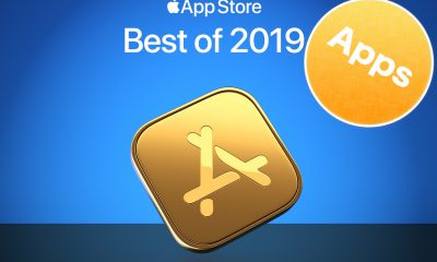 Apple best-of App Store 2019 applications