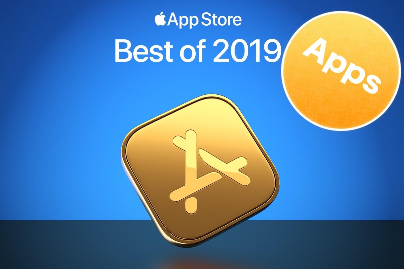 Apple best-of App Store 2019 applications