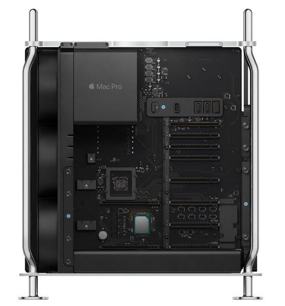 Apple Mac Pro 2019 intérieur