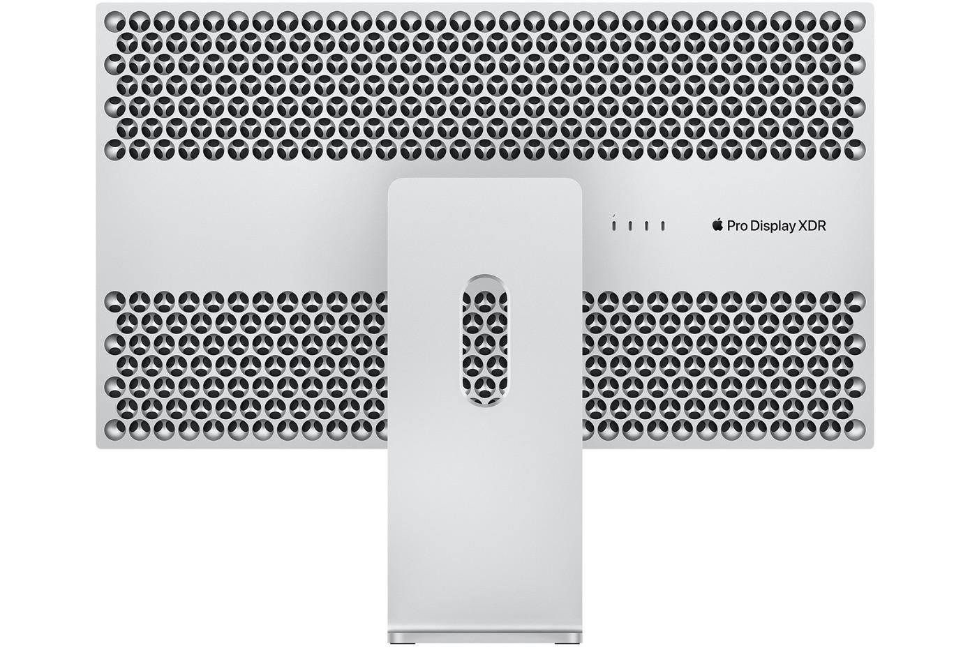 Arrière Apple Pro Display XDR