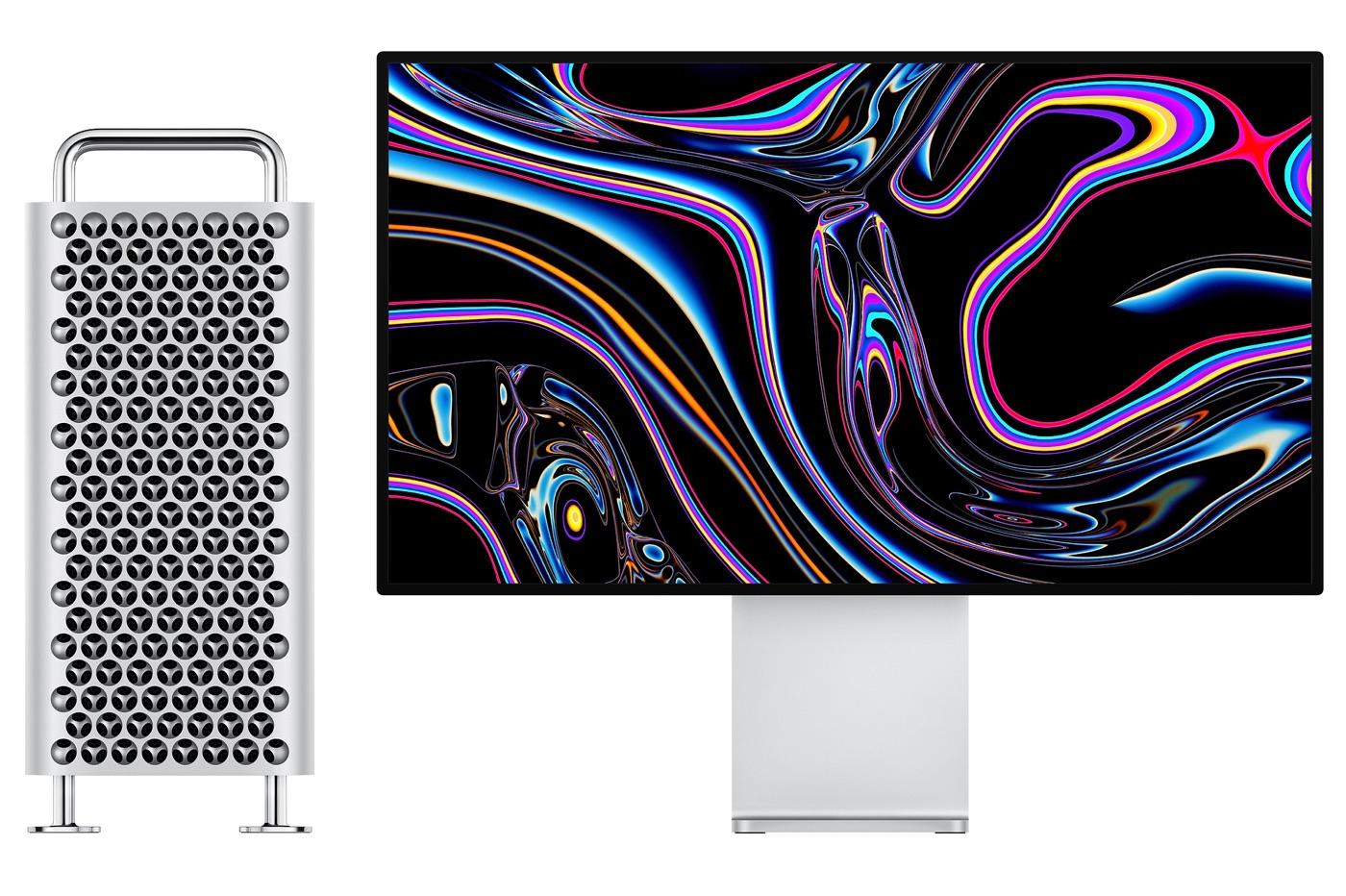 Apple Mac Pro et écran Pro Display XDR