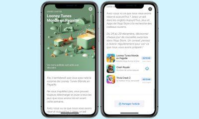 App Store : cadeaux Apple 2019