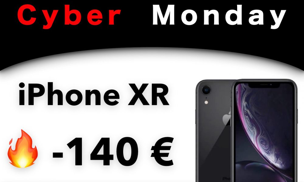 Cyber Monday iPhone XR