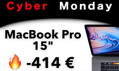 Cyber Monday MacBook Pro 15""