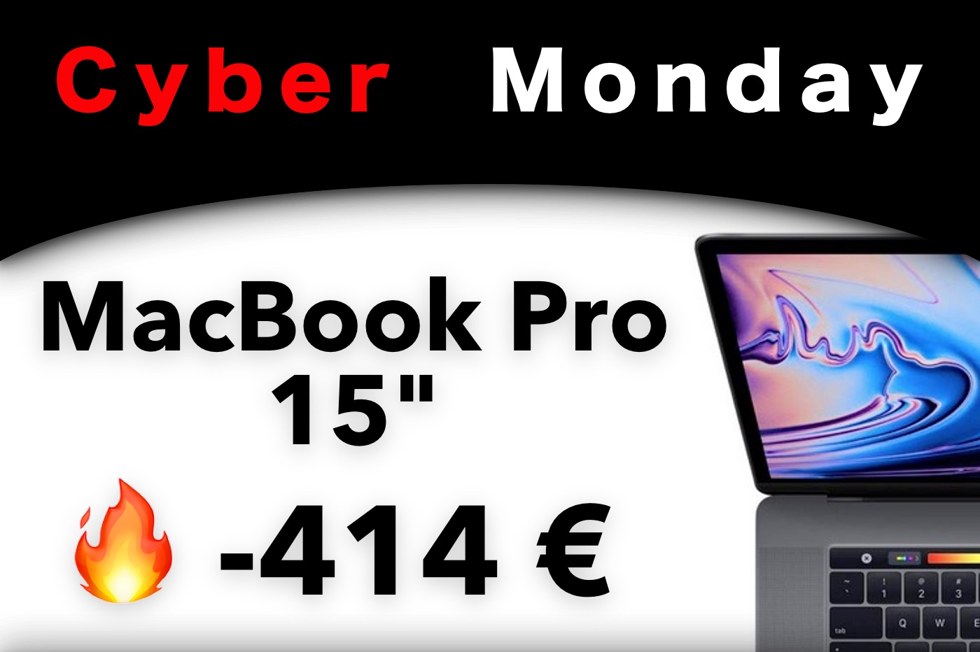 "Cyber Monday MacBook Pro 15"""