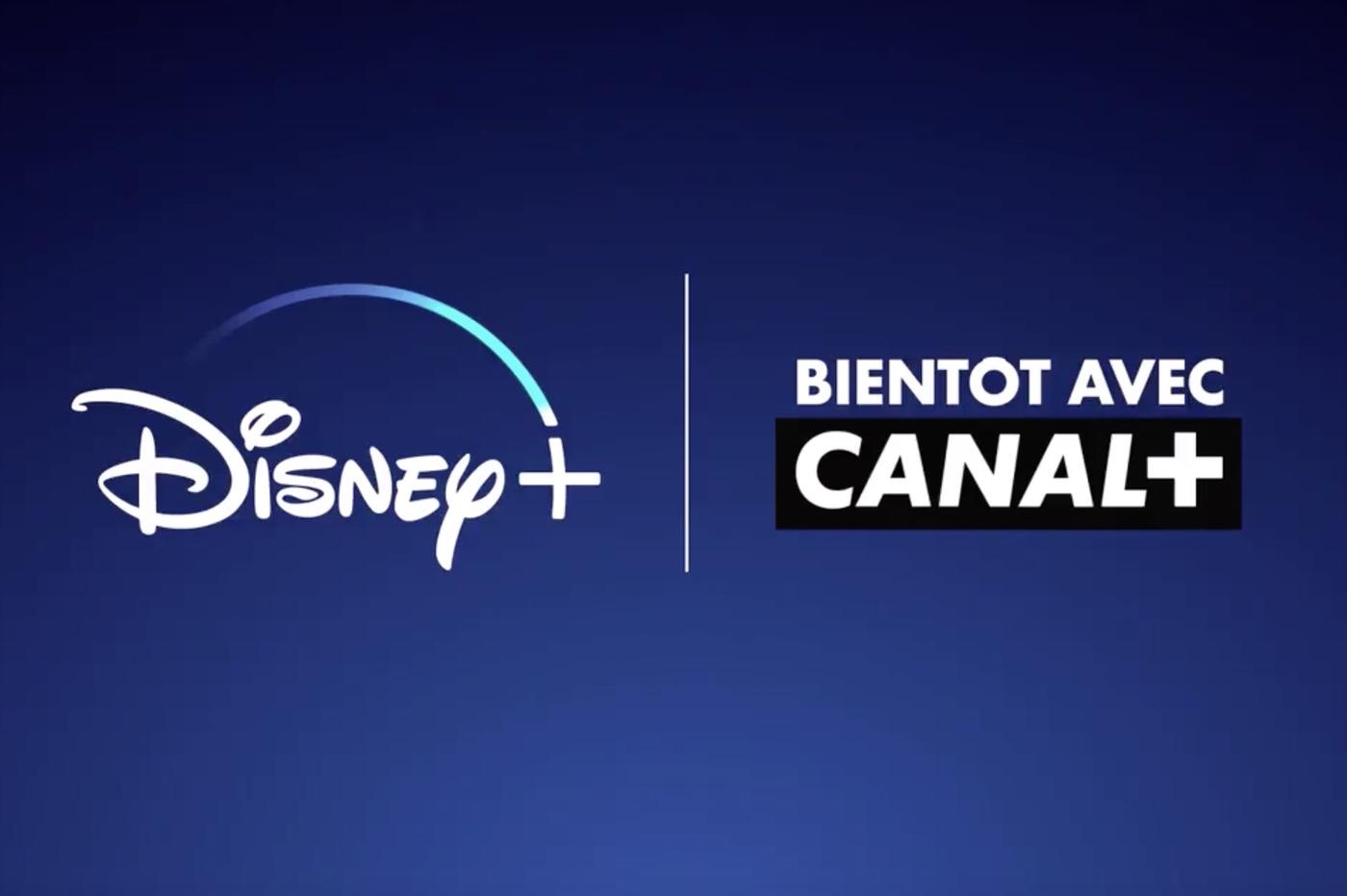 Disney+ et Canal+