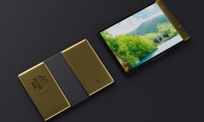 Escobar Fold 1 smartphone pliable