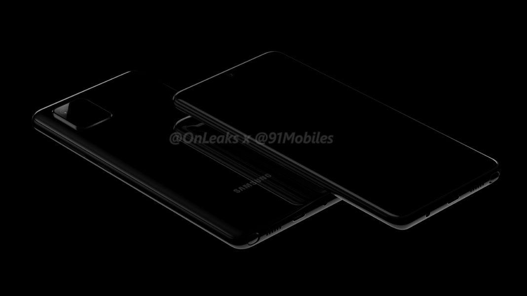Samsung Galaxy Note10 et S10 Lite