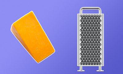 iFixit fromage et Mac Pro