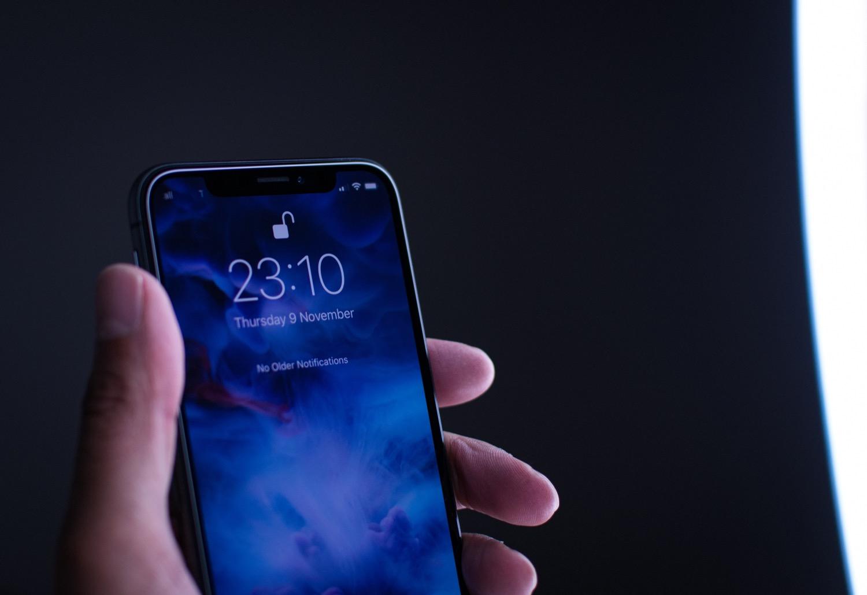 iPhone déverrouillé