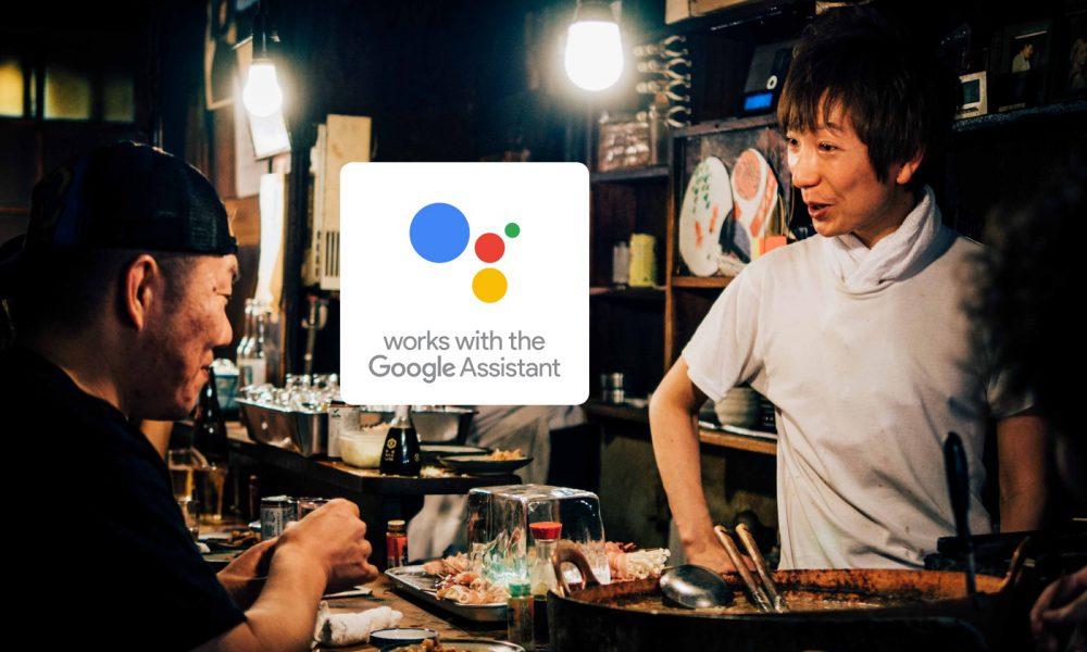 mode interprete Google Assistant