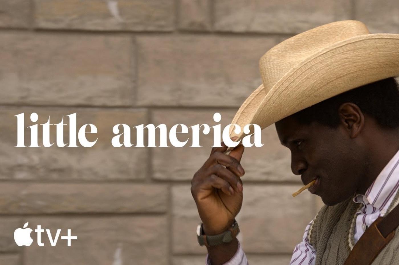 série Little America sur Apple TV+